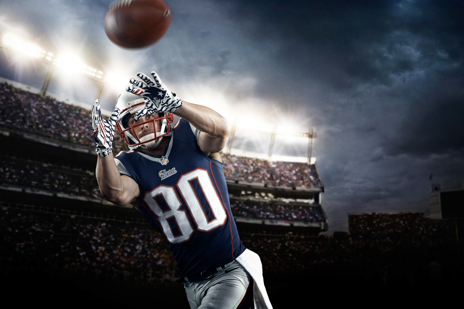 Danny Amendola / New England Patriots for Verizon NFL