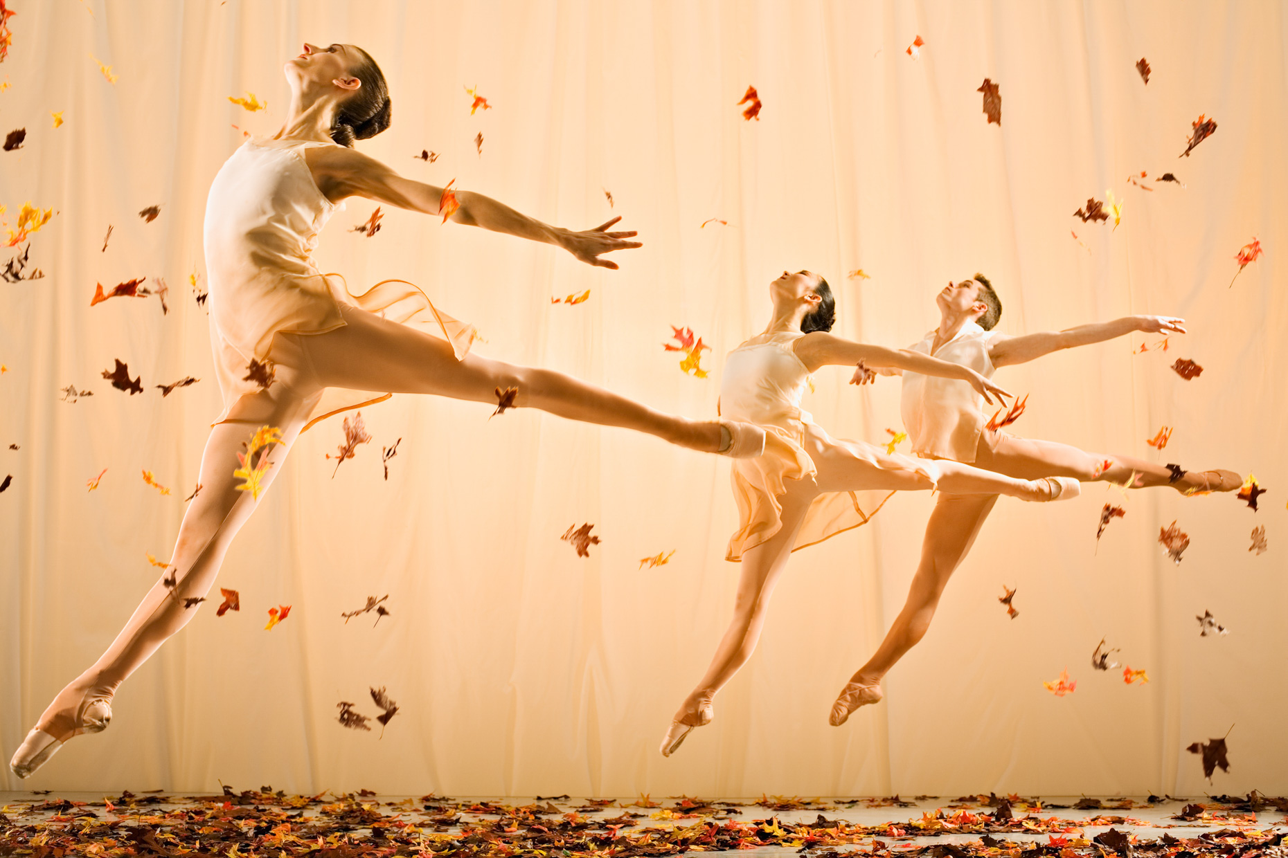 Oregon Ballet Theatre fall program