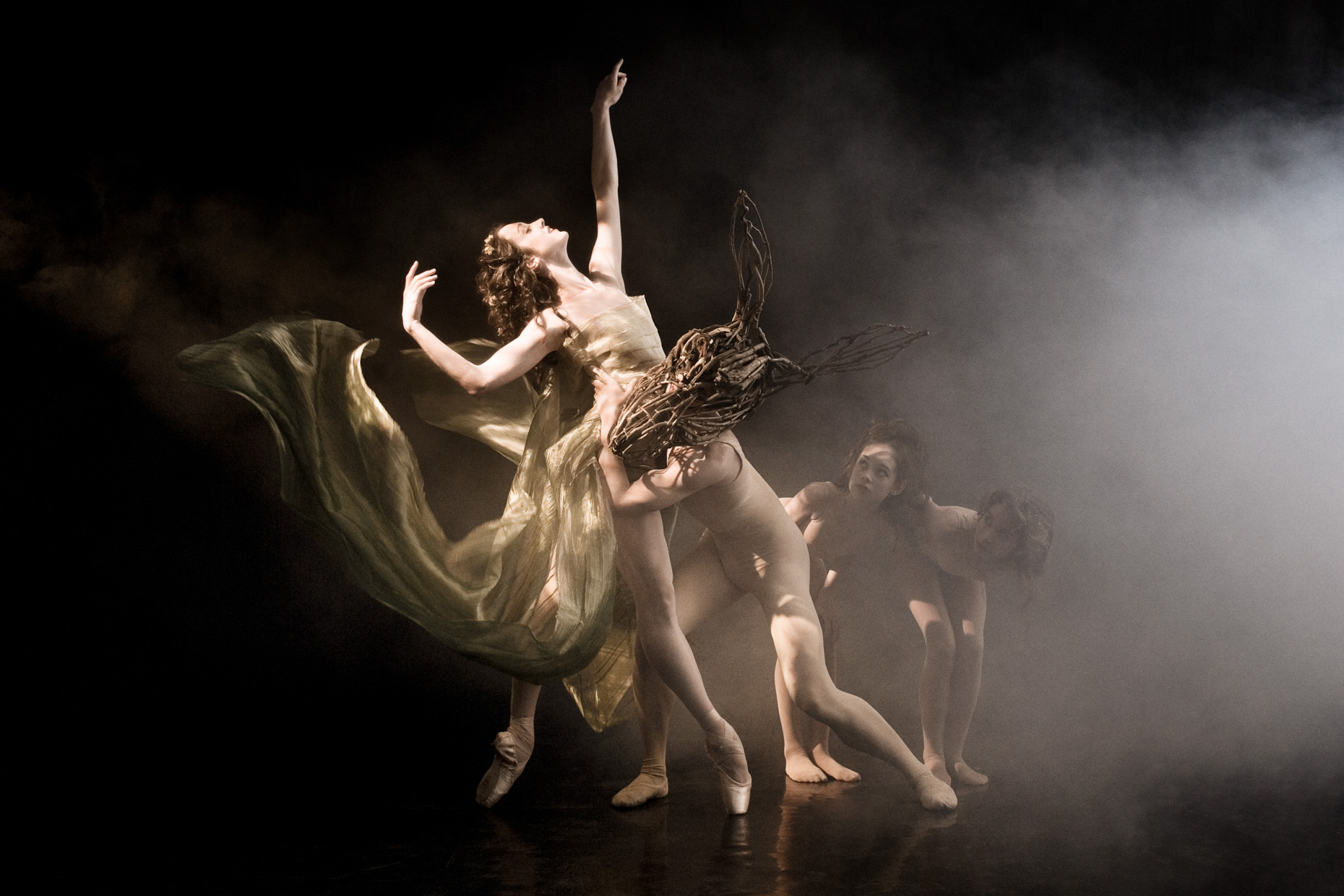A Midsummer Nights Dream, for Oregon Ballet Theatre