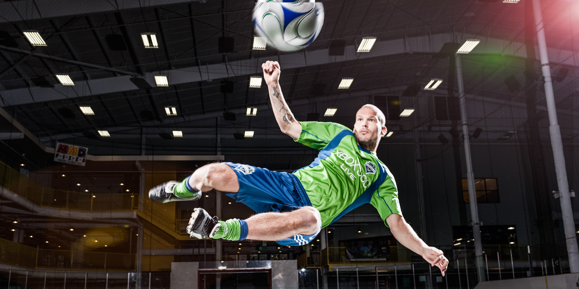Freddie Ljungberg / Seattle Sounders