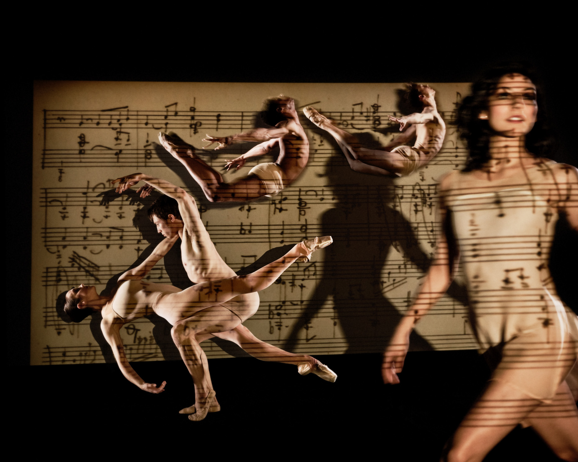 Chromatic Quartet as performed by Oregon Ballet Theatre
