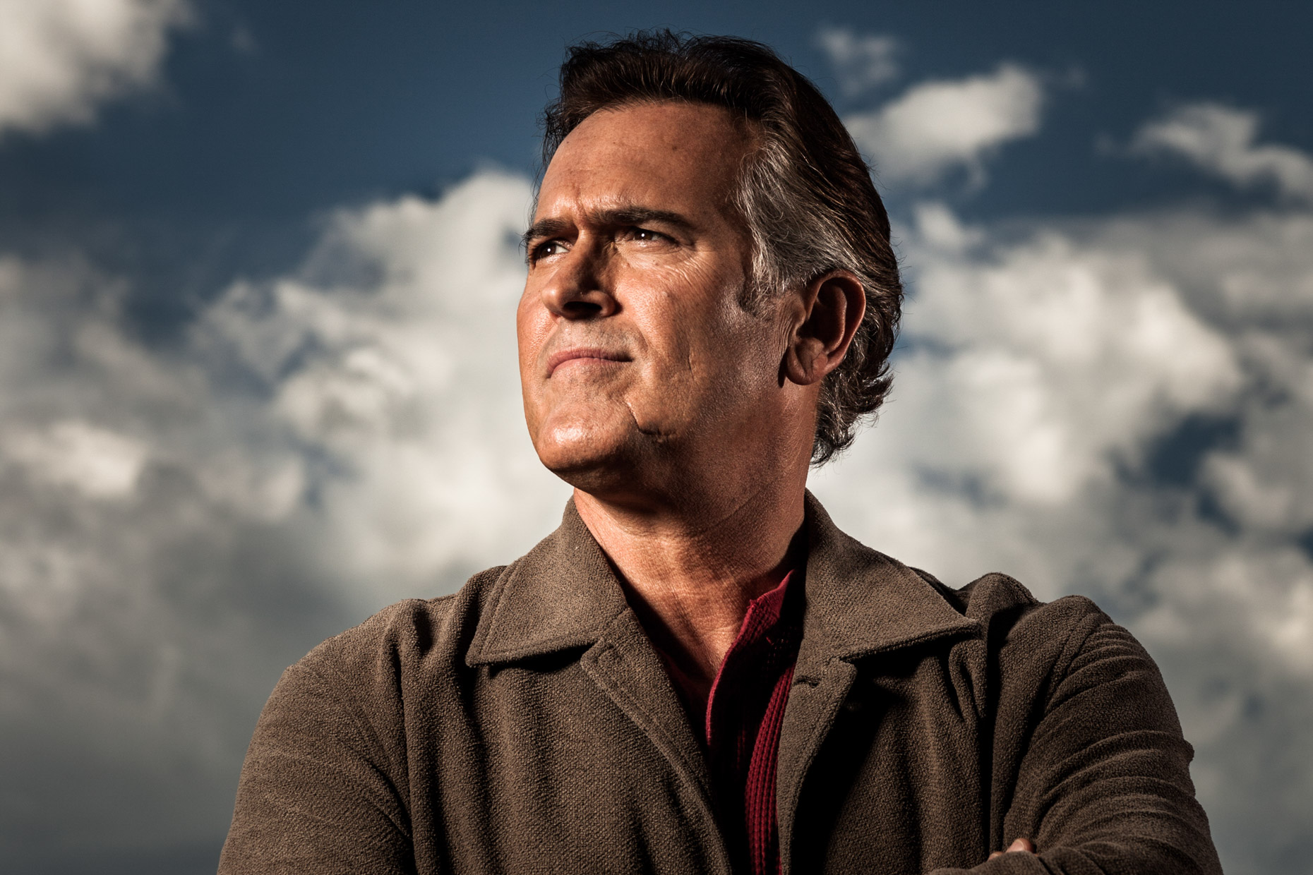 Actor Bruce Campbell for Oregon Cultural Trust