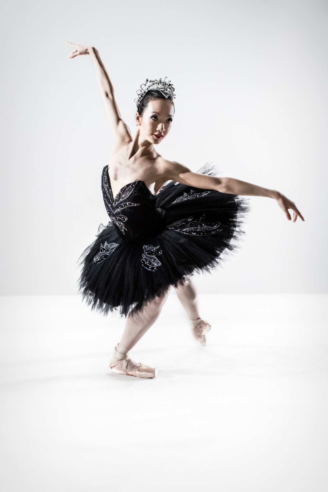 Xuan Cheng in Swan Lake