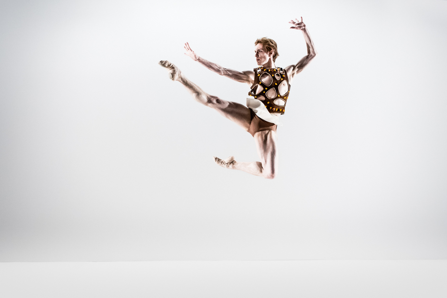 Chauncey Parsons in  George Balanchine