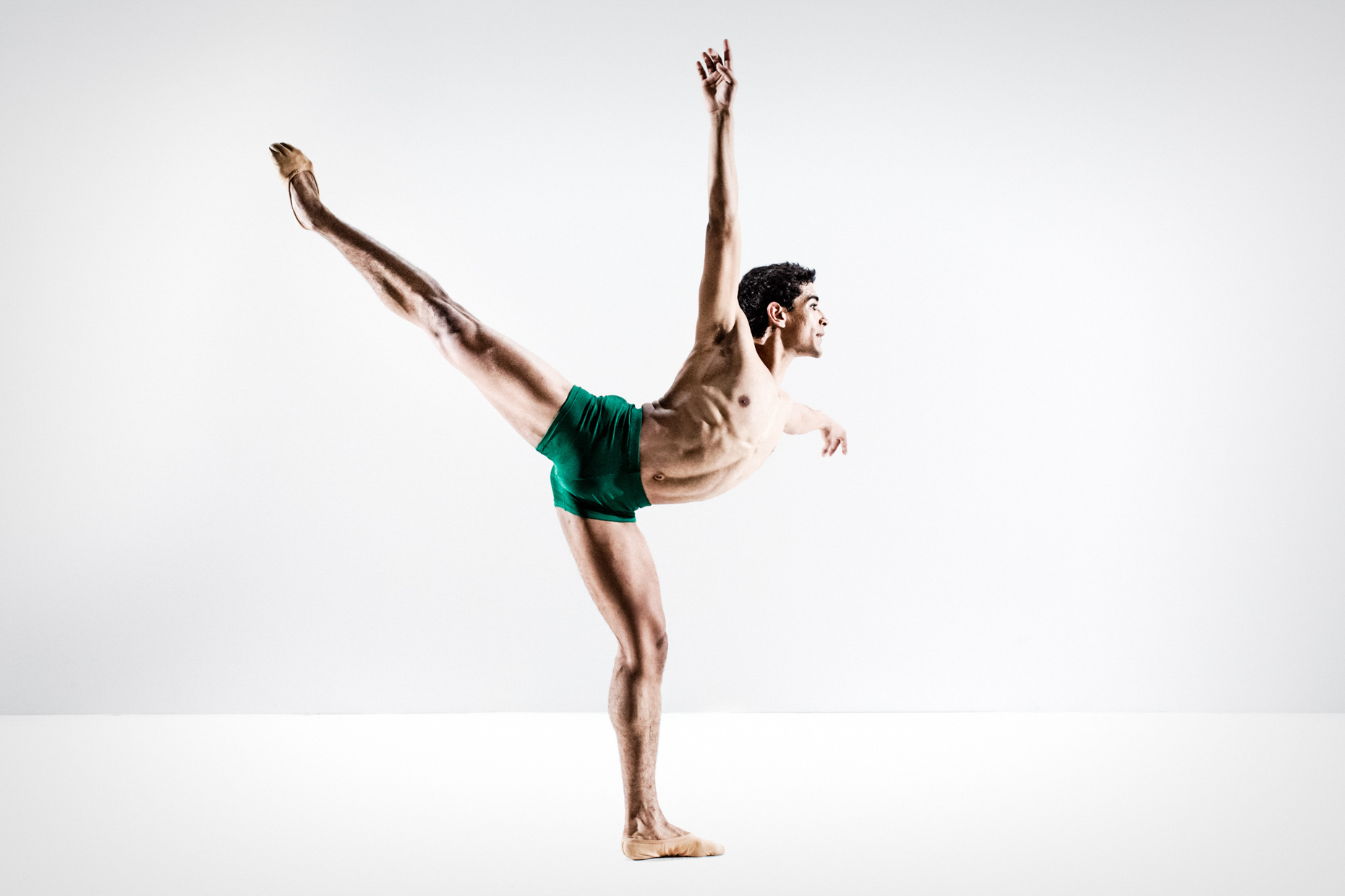 Jordan Kindell in Oregon Ballet Theatre