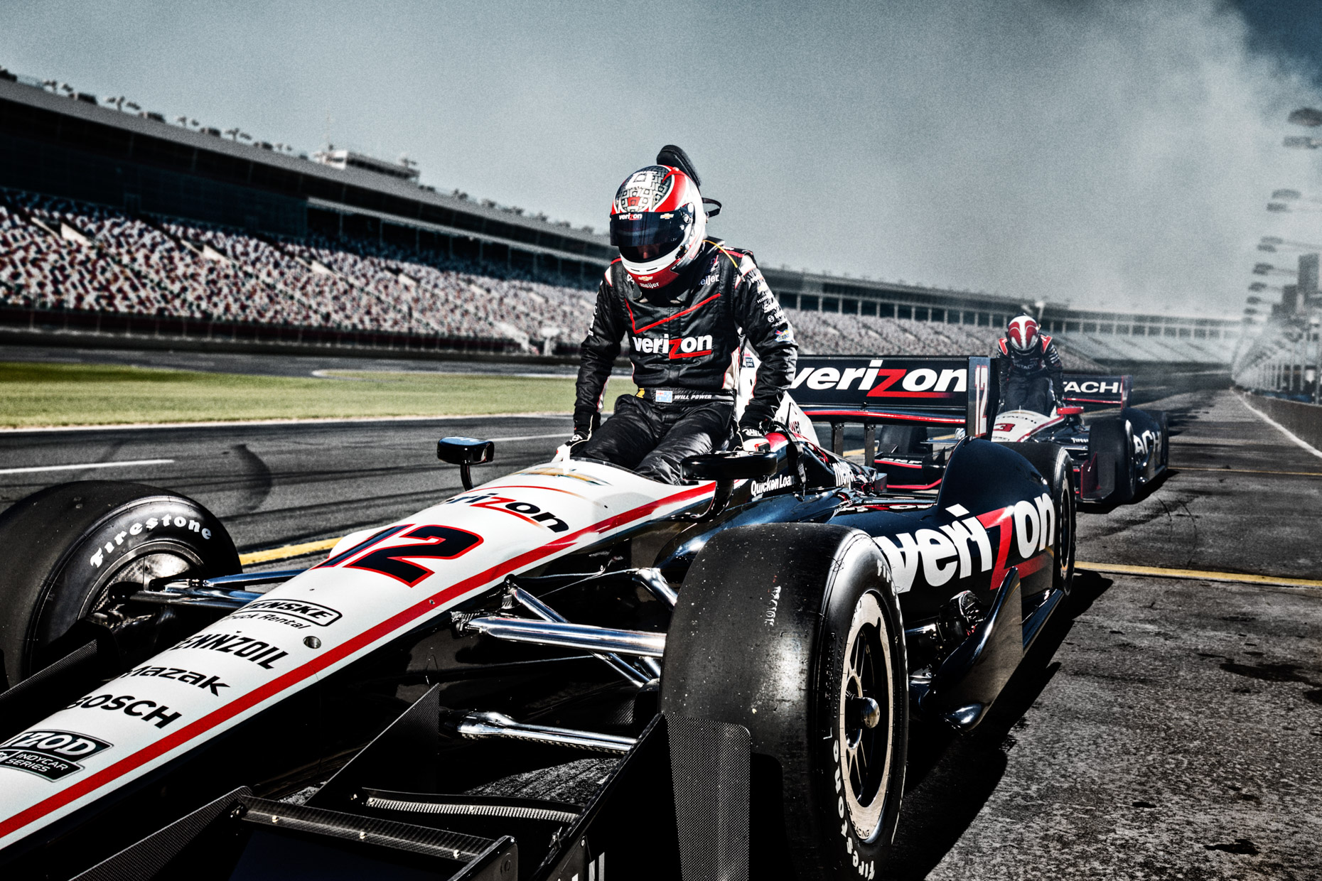 Will Power, Indycar racer