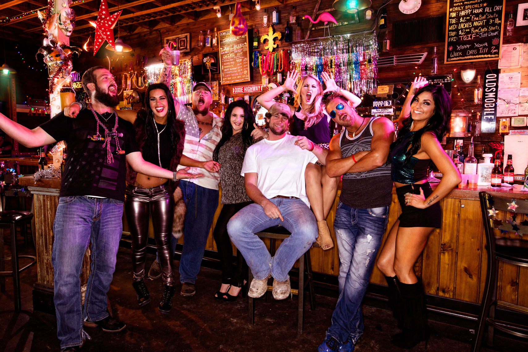 Party Down South reality television on CMT