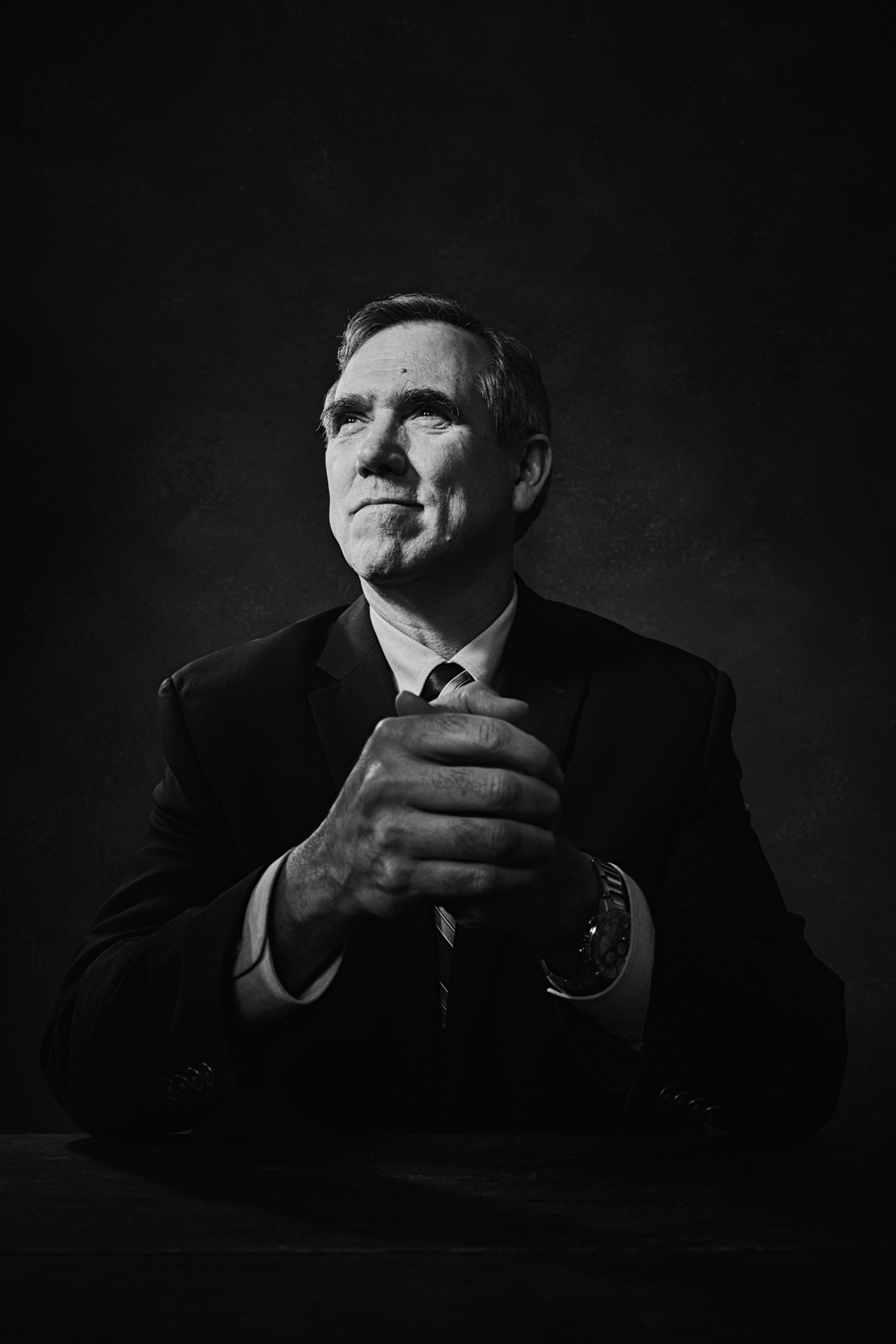 Oregon Senator Jeff Merkley for Portland Monthly Magazine