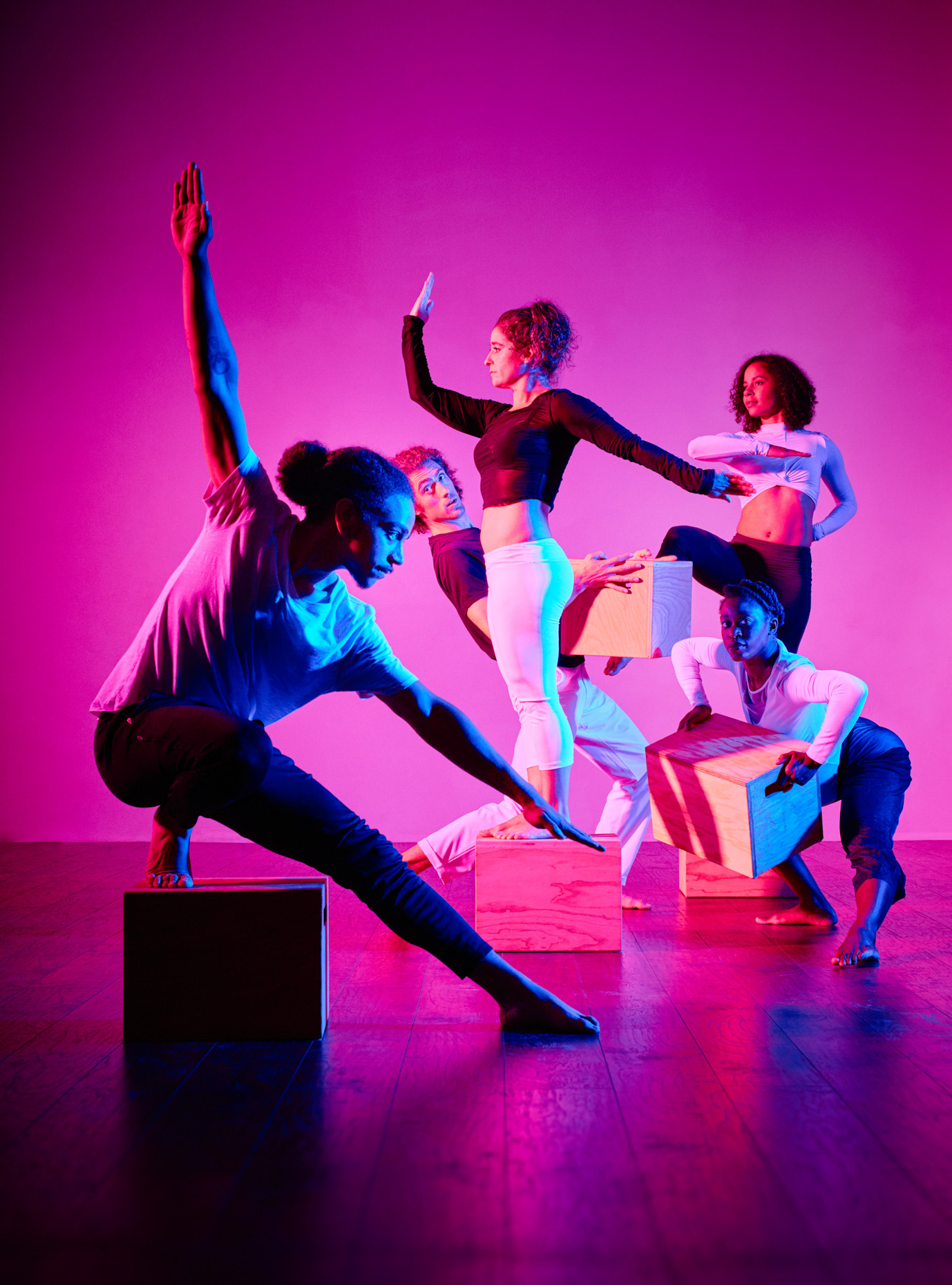 Rejoice! Diaspora Dance Theater