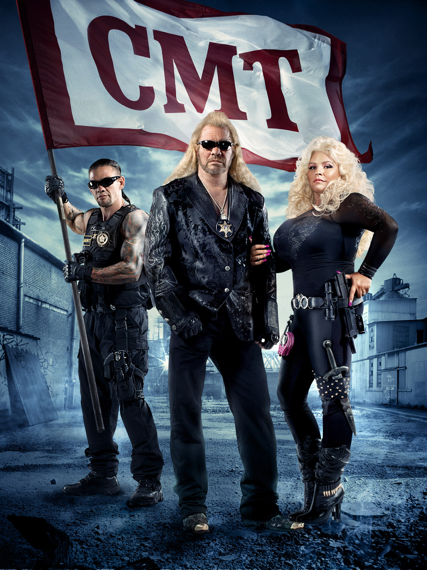 Poster art for Dog and Beth, On the Hunt on CMT